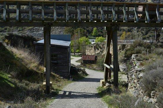 Cromwell, New Zealand: Goldfields Mining Centre