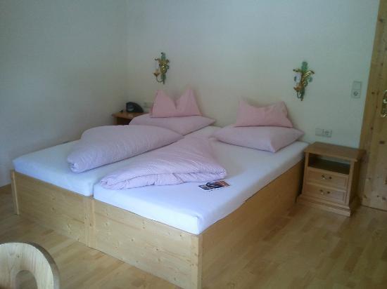 Rosenegger Hotel: Bed