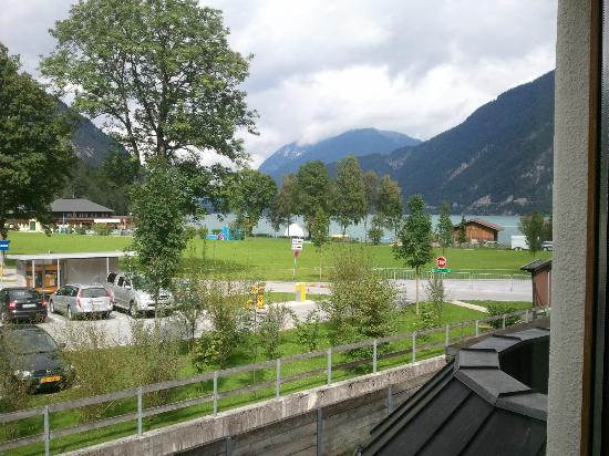 Rosenegger Hotel: Lake view from the window