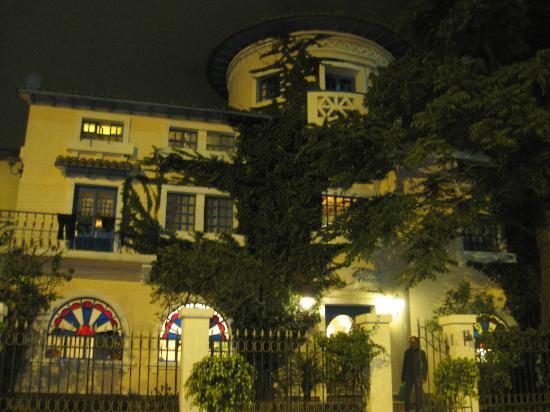 Vieja Cuba: Facciata esterna