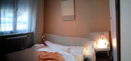Logis Arcombelle : Room
