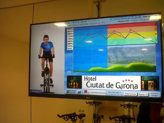 سيوتات دي جيرونا: Studio Cycling