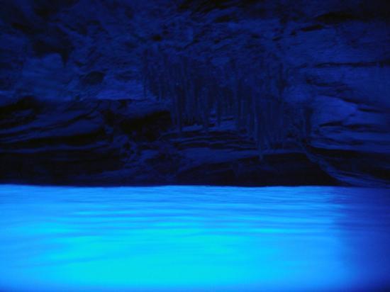 Oludeniz Diving Center : Sacred Garden - Air pocket
