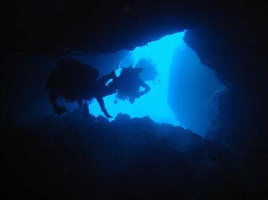Oludeniz Diving Center : Sacred Garden - First Cave