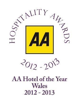 Bodysgallen Hall & Spa: Bodysgallen Hall, AA Wales Hotel of the Year, 2012/13