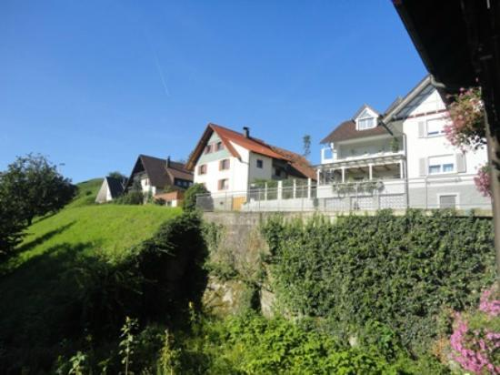 Faxe Schwarzwaelder Hof: panorama del paese