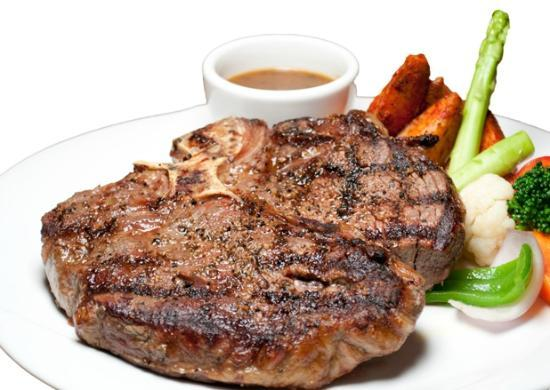 City Bull Steakhouse and Bar - Hongmei: City Bull Porterhouse