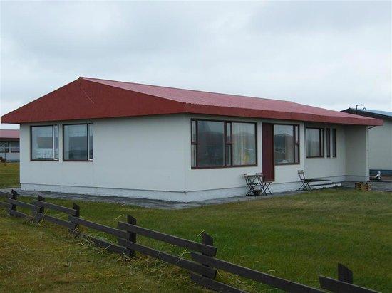 Kopasker, Iceland: Hostel Building