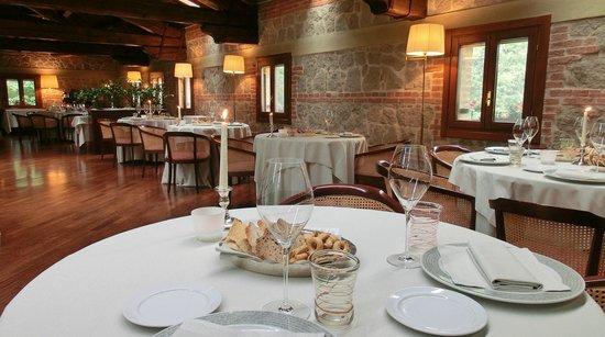 Selvazzano Dentro, إيطاليا: La sala ristorante