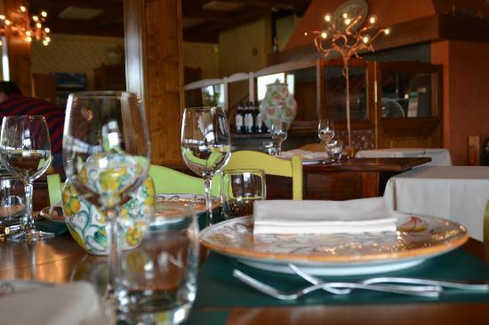 Fattoria Lavacchio: ristorante