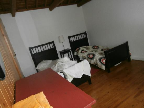 Casas D'Arramada: One of the 2 bedrooms