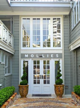 Mollies: Front Door