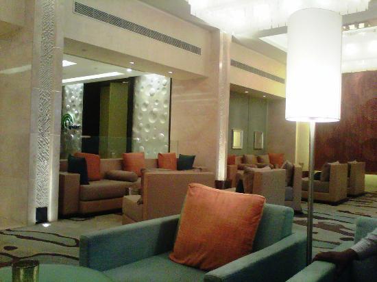 The Gateway Hotel on Residency Road: Entrance Lobby
