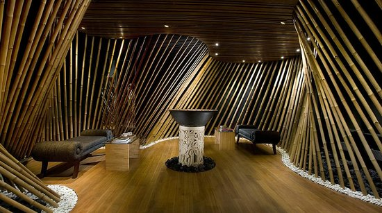 Bamboo Spa by L'Occitane: Bamboo Spa Lounge