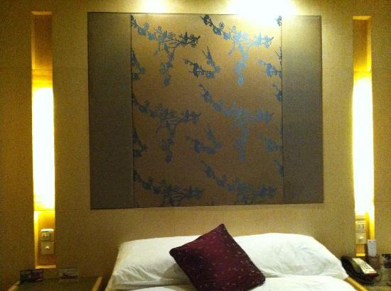 Victoria Regal Hotel Zhejiang: Nice decor
