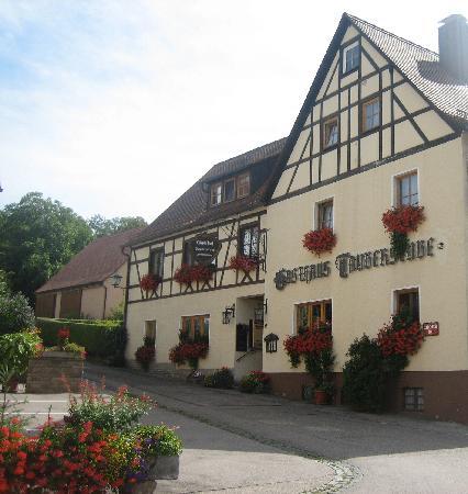 Gasthof Tauberstube: Gasthaus