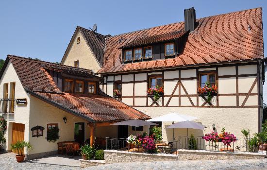 Gasthof Tauberstube: Biergarten