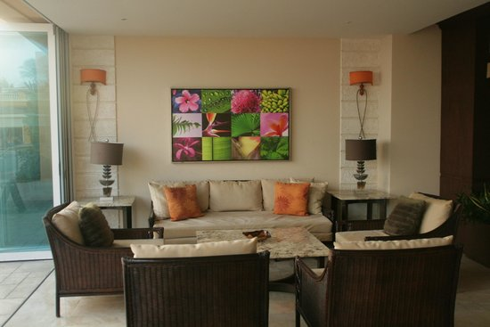 Ocean Two Resort & Residences: Part Of Hotel Lounge Area