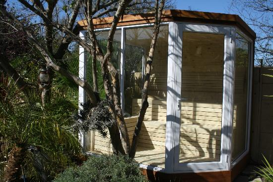 KhashaMongo Guesthouse: Wunderschöne Sauna