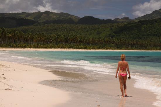 Grand Paradise Samana: La playa Rincon