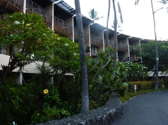 Uncle Billy's Hilo Bay Hotel: ホテルの外観