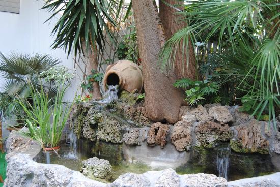 Hotel Bristol Terme: Il giardino