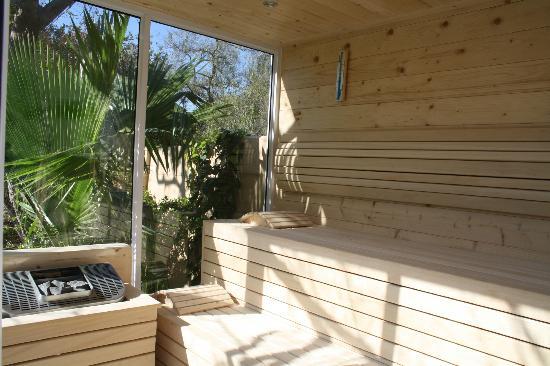 KhashaMongo Guesthouse: Einfach Genießen in der neuen Sauna