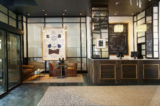 H10 Itaca Hotel: Recepción - Reception