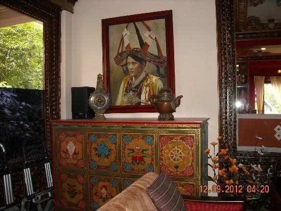 Hotel Tibet: particolari hotel