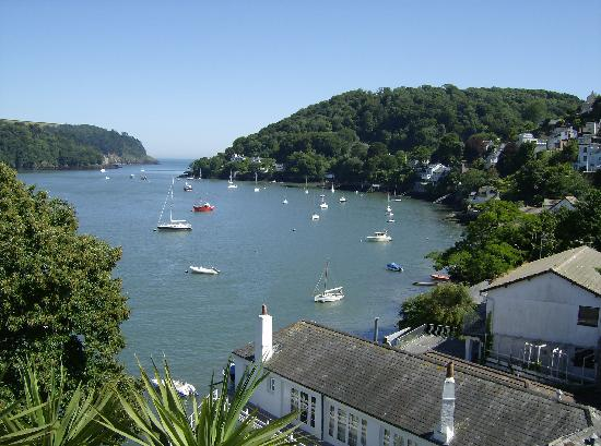 River Dart & Estuary (not the view from Hill View House)