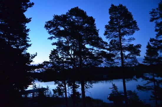 Djuronaset Conference & Hotel: view at dawn