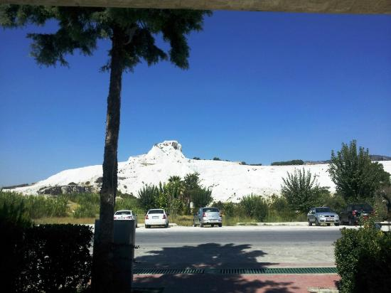 Pamukkale from Hal-Tur Hotel