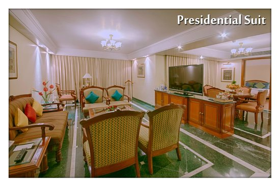 Fortune Hotel Landmark: Presidential Suite