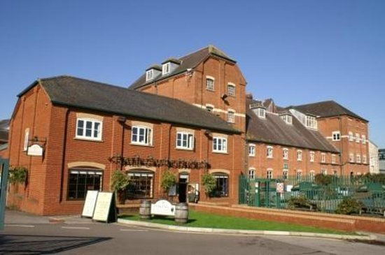 Blandford Saint Mary, UK: The Hall & Woodhouse Brewery Visitor Centre