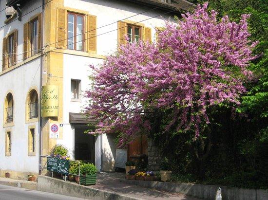Caveau Il Grotto: Entrée Restaurant