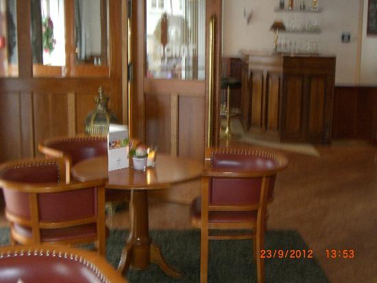 ACHAT Plaza Zum Hirschen: hotel lobby