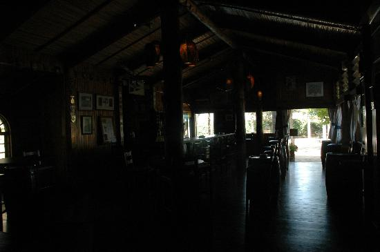 Aero Club of East Africa Restaurant : food area