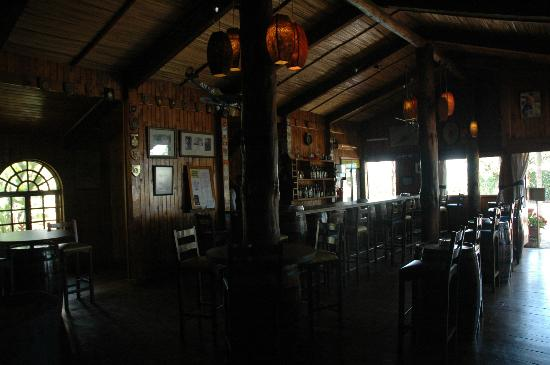 Aero Club of East Africa Restaurant: bar