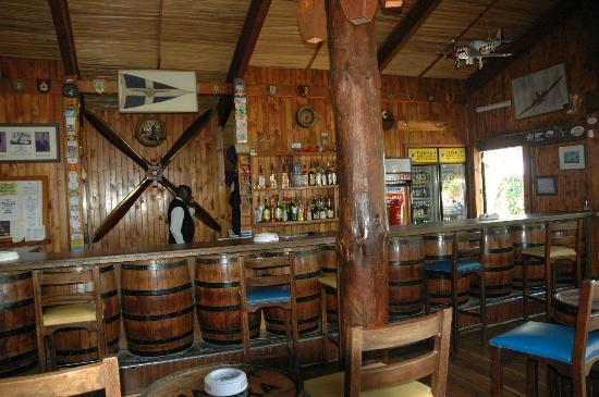 Aero Club of East Africa Restaurant: bar