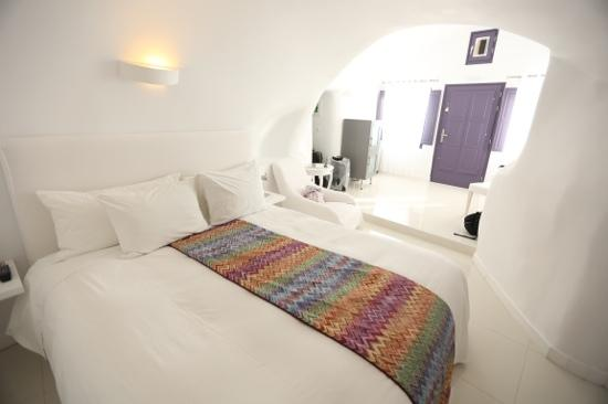 Chromata Hotel: junior suite