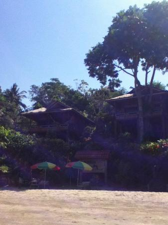 Bunaken Island Resort: View from beach