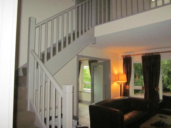 Kilcoran Lodge Hotel: Living area