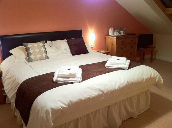 Oakdene Bed & Breakfast: Superking Room 1