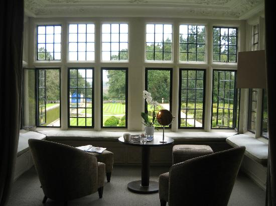 Rhinefield House Hotel: bridal suite