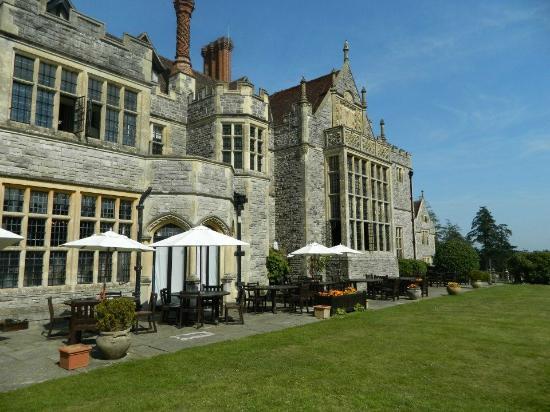 Rhinefield House Hotel: grounds