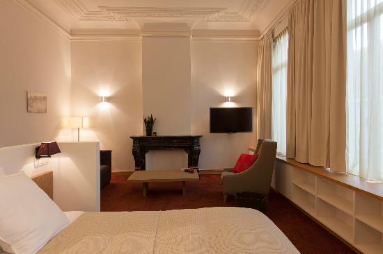 Hotel Geeraard: Suite room