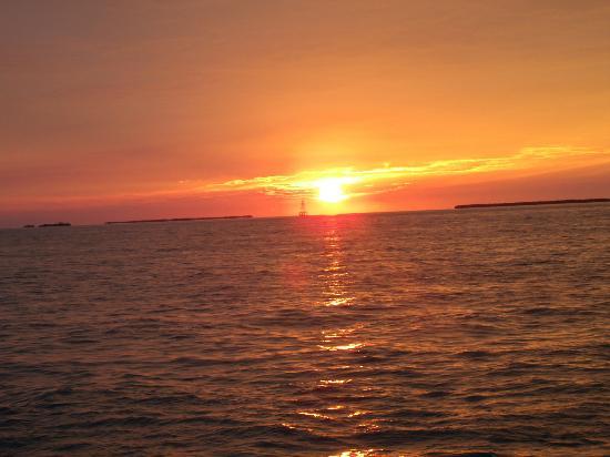 حياة كي ويست ريزورت آند سبا: Beautiful Sunset