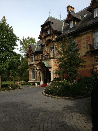 Villa Rothschild Kempinski: Exterior