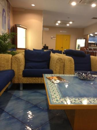Best Western Hotel Mediterraneo: la hall