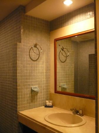 Coco Grande Hotel Dumaguete: Lavatory
